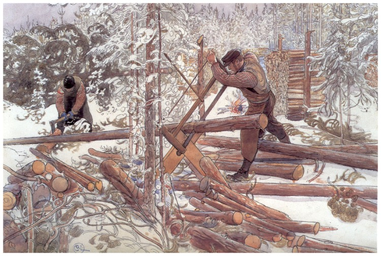 klwoodcutters-in-the-forest-1906(1)