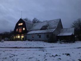 The barndominium