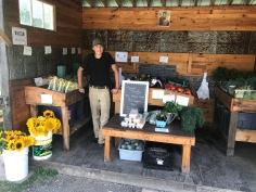 Farmstand on Hwy 2