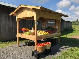 Sweet's Corner farmstand